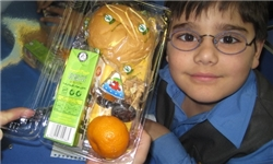 مصرف نان لواش برای دانش آموزان توصیه نمیشود